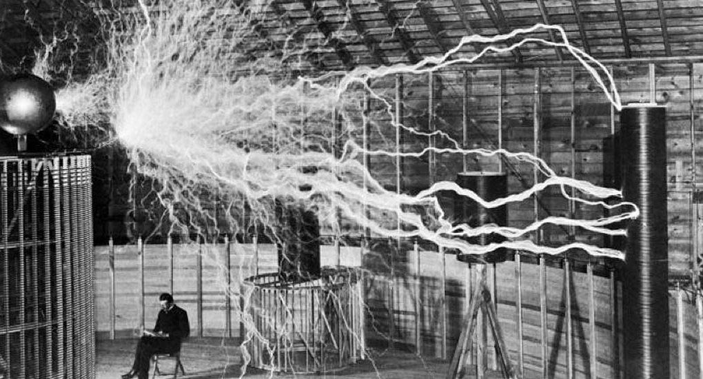Tesla Physiker