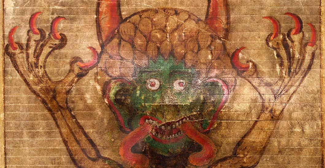Bibel Teufel